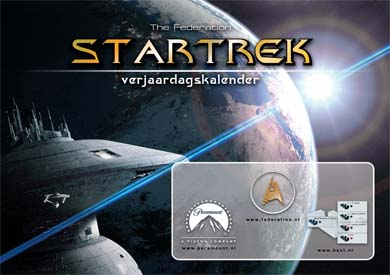 The Federation Verjaardagskalender!