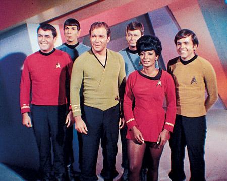 De Crew van The Original Series