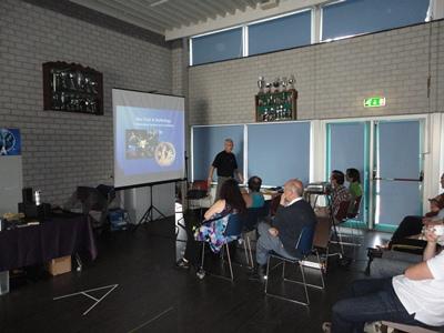 De Workshop / lezing van Ron