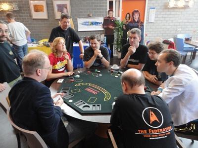Rikers Poker Tournament!