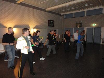Dansen op Risa