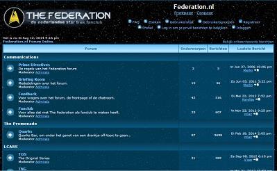 Federation Forum