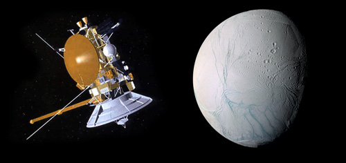 sonde en maan