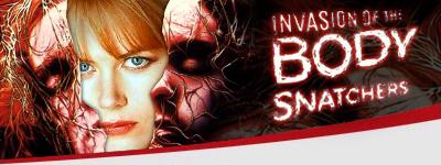 Nicole kidman in Invasion of the Body anatchers